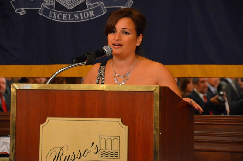 Congratulations C.O. Jessica Peña