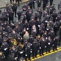 Thousands of Officers attend NYPD Officer Liu's funeral