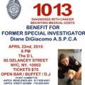 10-13 for Former Special Investigator Diane DiGiacomo