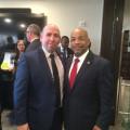 SCOA President and NYS Assembly Speaker