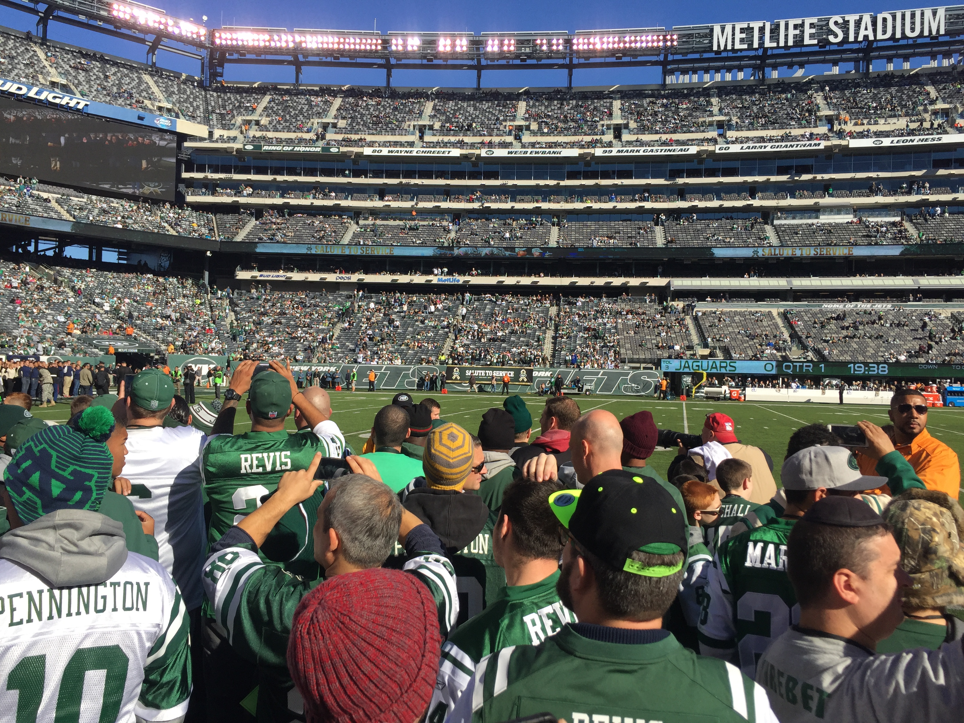 NY Jets Outing13