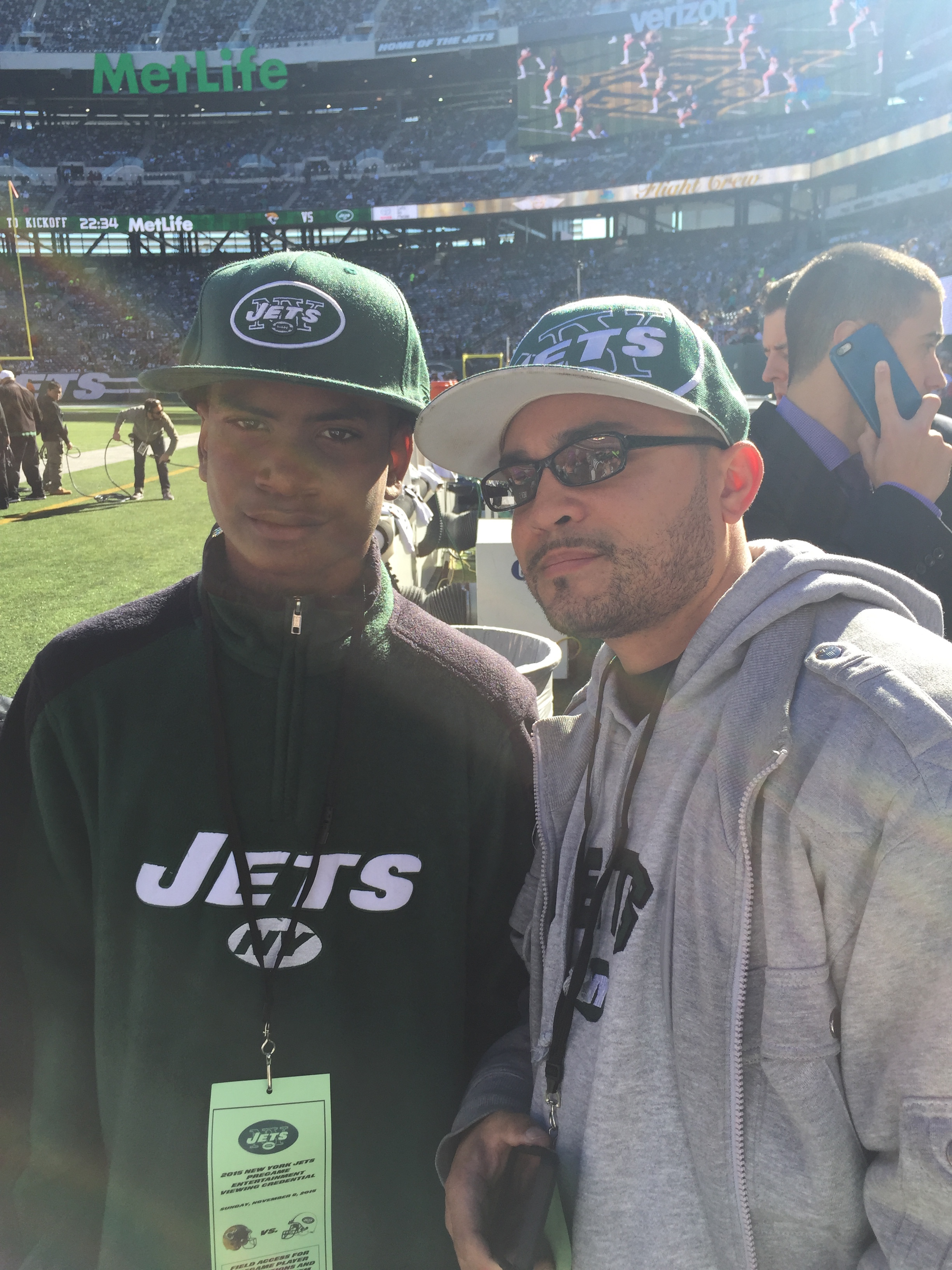 NY Jets Outing6