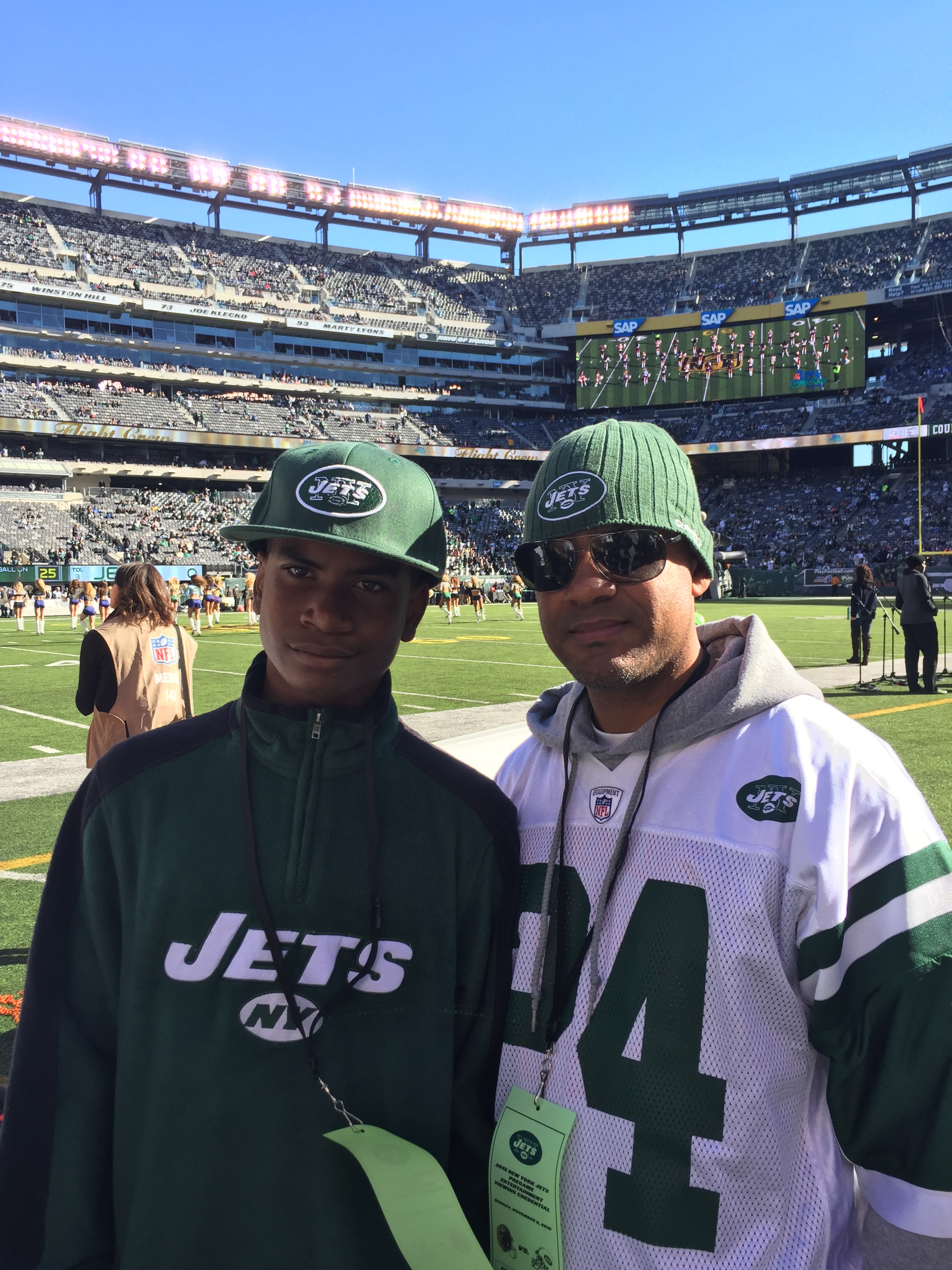 NY Jets Outing8