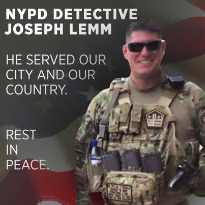 Rest In Peace Detective Joseph Lemm