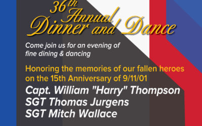 36th Annual Dinner and Dance