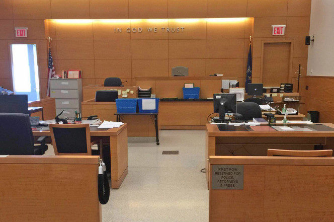 Severe staffing shortages grind courts to a halt