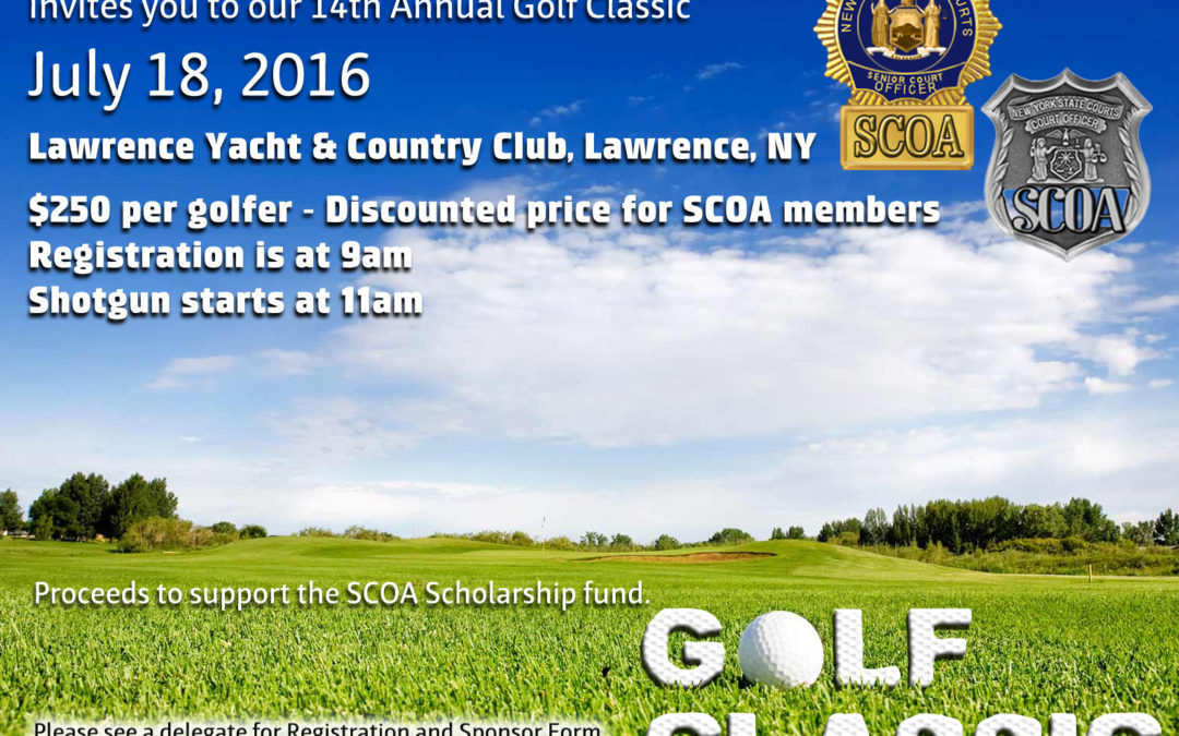 SCOA Golf Outing