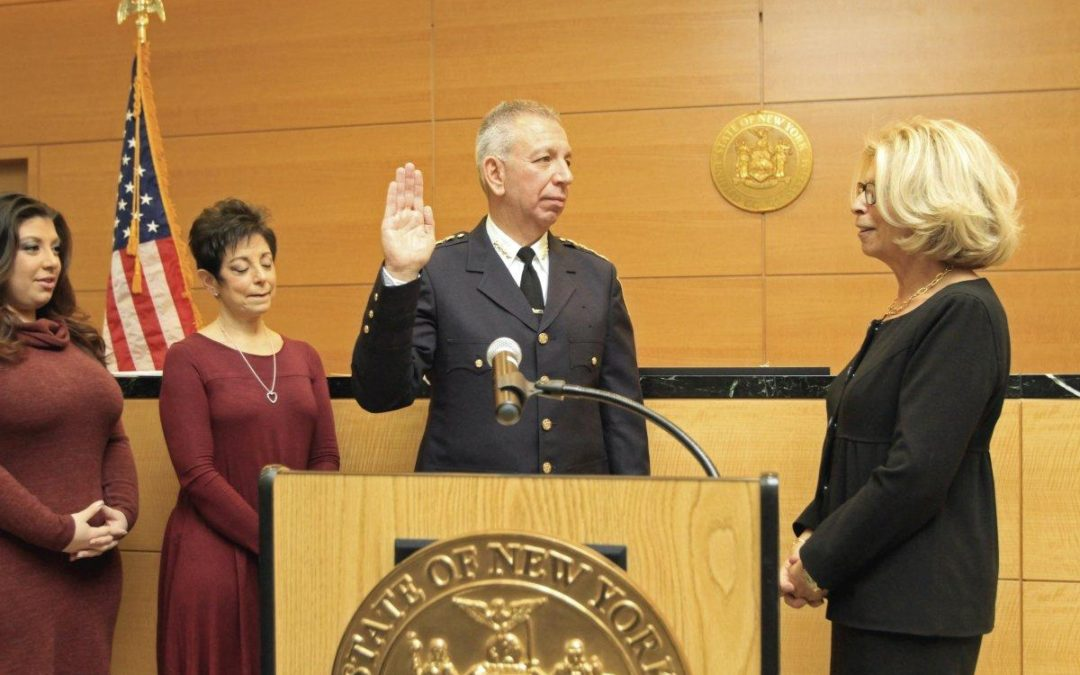 Brooklyn official promoted to oversee safety at state courts