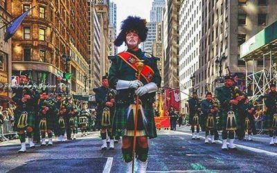 Congratulations to the New York State Courts Pipes and Drums
