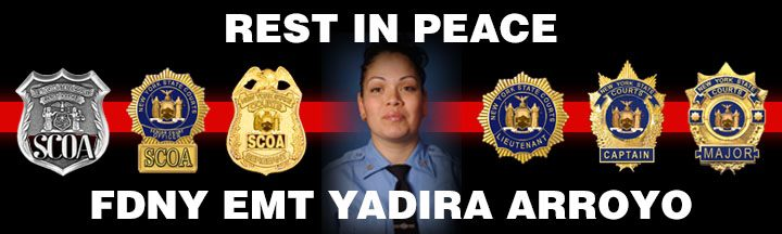 Rest in Peace FDNY EMT Yadira Arroyo