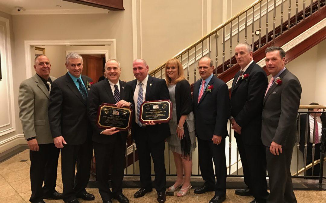 Congratulations SCOA President Patrick Cullen
