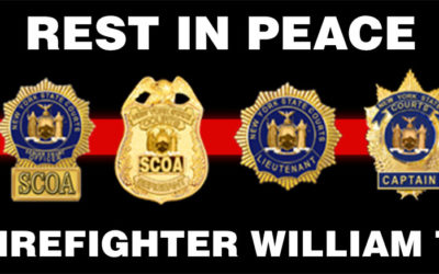 RIP FDNY Firefighter William Tolley