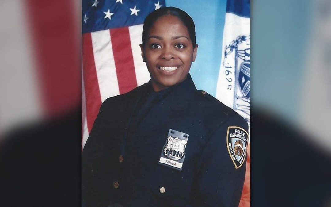Funeral Services for NYPD Officer Miosotis Familia