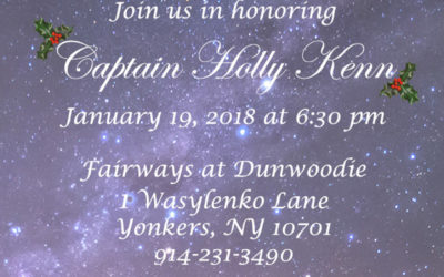 Retirement Party for Captain Holly Kenn