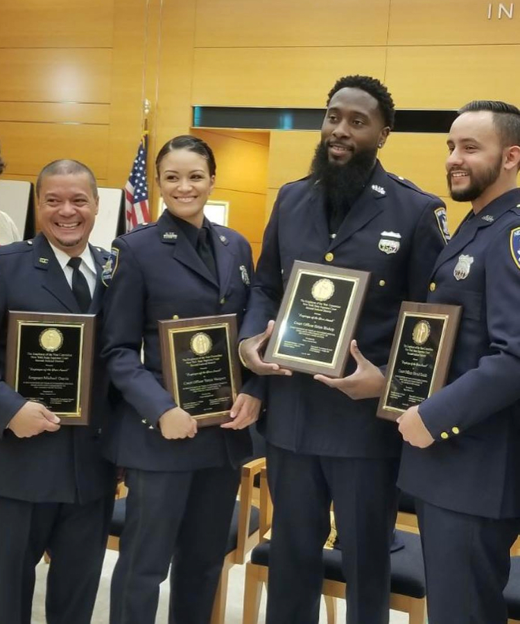 82f6511e9 Kings County Officers Of The Year